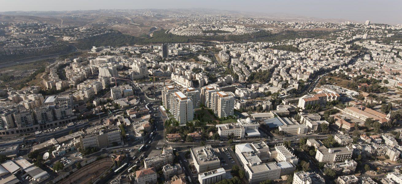 דופלקס פרוייקט פסגות בירושלים